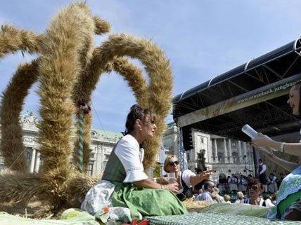 Am 6. und 7. September wird heuer Erntedank gefeiert.