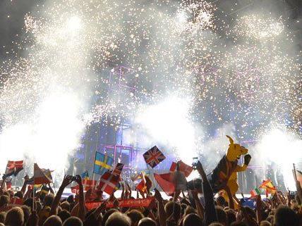 Am 23. Mai 2015 findet der Eurovision Song Contest in Wien statt.