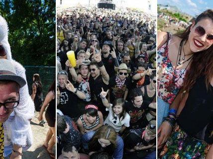 Alle Fotos vom Festival in St. Pölten