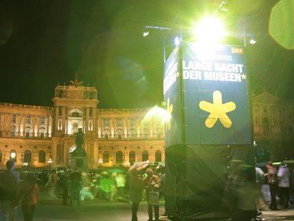 Heuer findet die Lange Nacht der Museen am 4. Oktober statt.