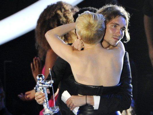 Miley und Jesse bei den MTV Video Music Awards