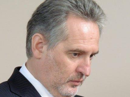 Der Oligarch Dimitry Firtasch wurde in Wien festgenommen