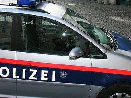 Zwei Polizisten wurden bei dem Einsatz am Dienstag verletzt.