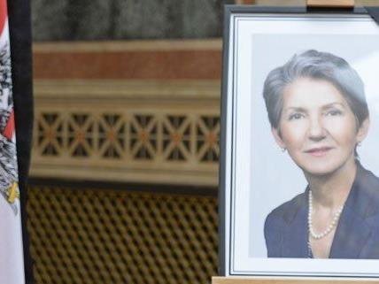 Am 9. August finden in Wien die Trauerfeierlichkeiten für Barbara Prammer statt.