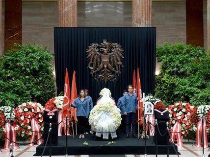 Am Samstag findet die Trauerfeier für die verstorbene Nationalratspräsidentin statt.