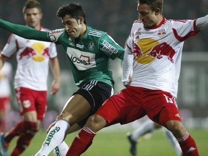 Der SV Ried will die Salzburger am Samstag mit den eigenen Waffen besiegen.