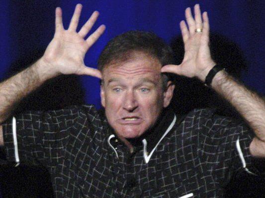 Robin Williams hatte immer den richtigen Spruch auf Lager