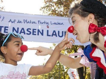 Am 7. September steigt das Charity-Lauf-Fest im Wiener Prater.