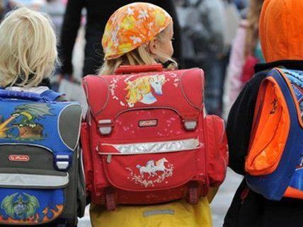 Am 1. September ist Schulbeginn in Wien