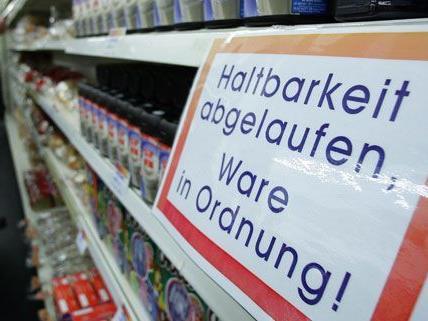 In Wien gibt es einen neuen Sozialmarkt.