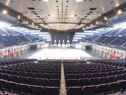 Der Song Contest findet 2015 in der Wiener Stadthalle statt.