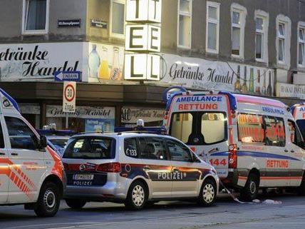 Zwei Menschen kamen in Wien-Favoriten ums Leben.