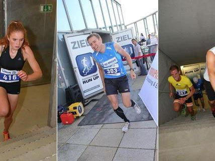 Am 23. August 2014 findet der Millennium Tower Run Up statt.