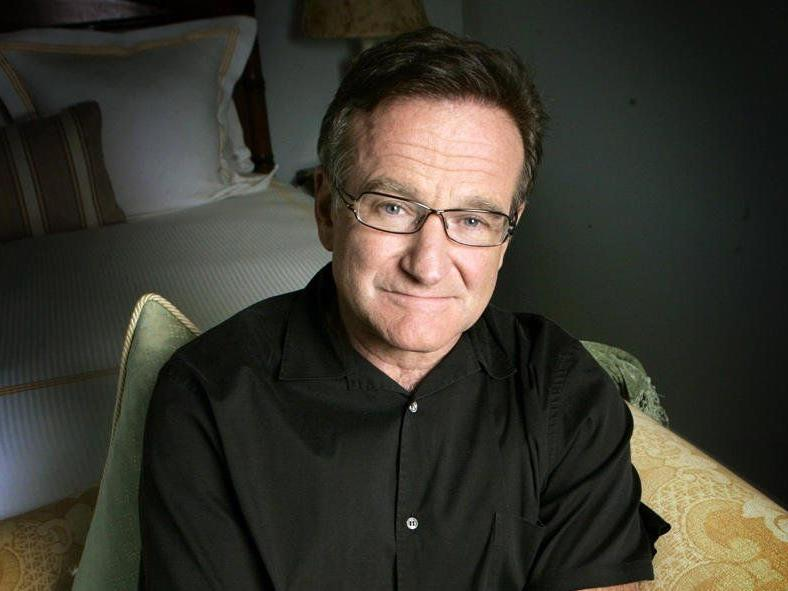 """Trauer um einen """"einmaligen"""" Schauspieler: Robin Williams ist tot."""