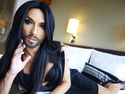 Conchita Wurst ist derzeit als Model sehr gefragt.