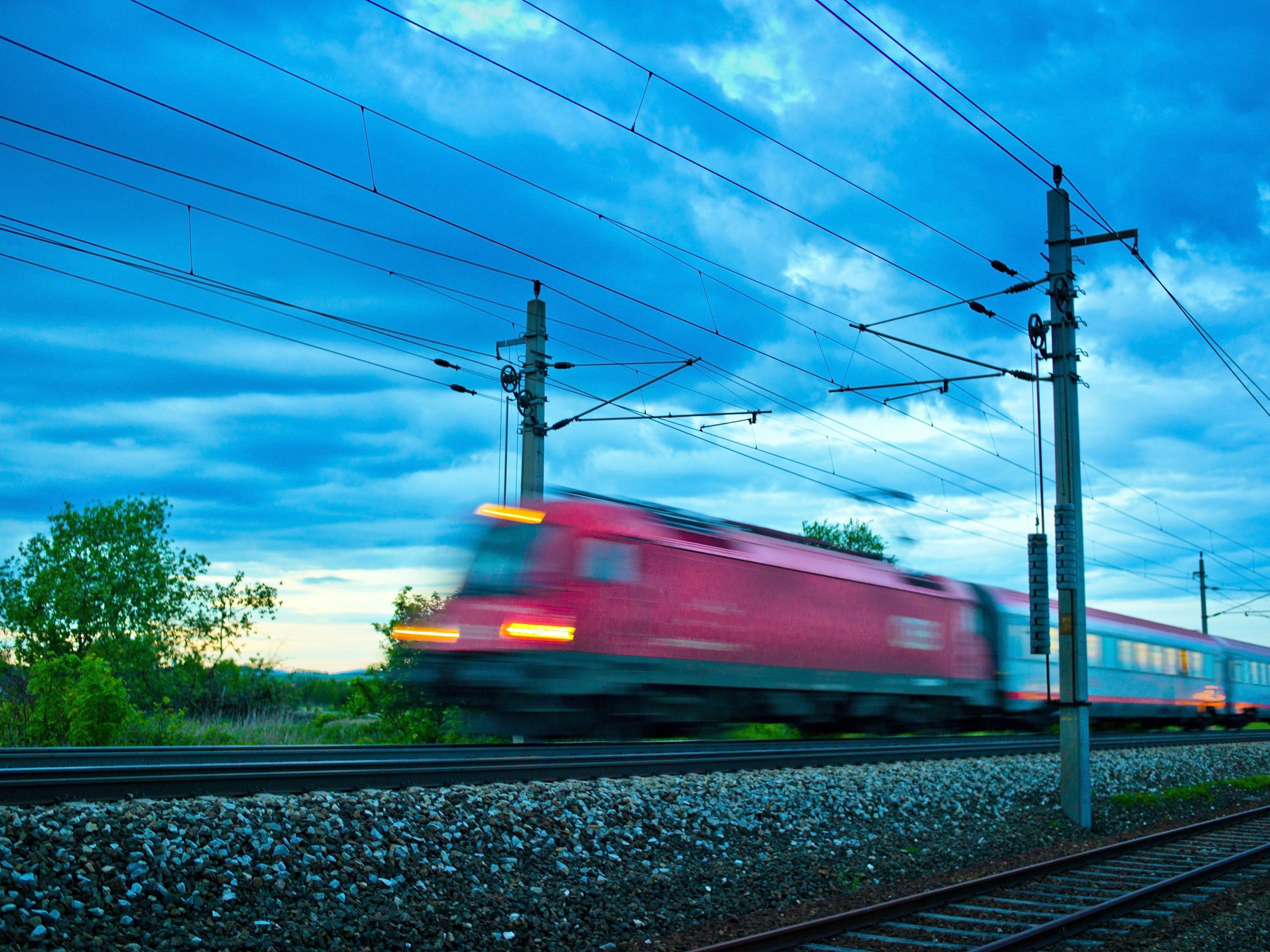 Die Strecke der Franz-Josefs-Bahn wird zwischen Wien und Tulln gesperrt.
