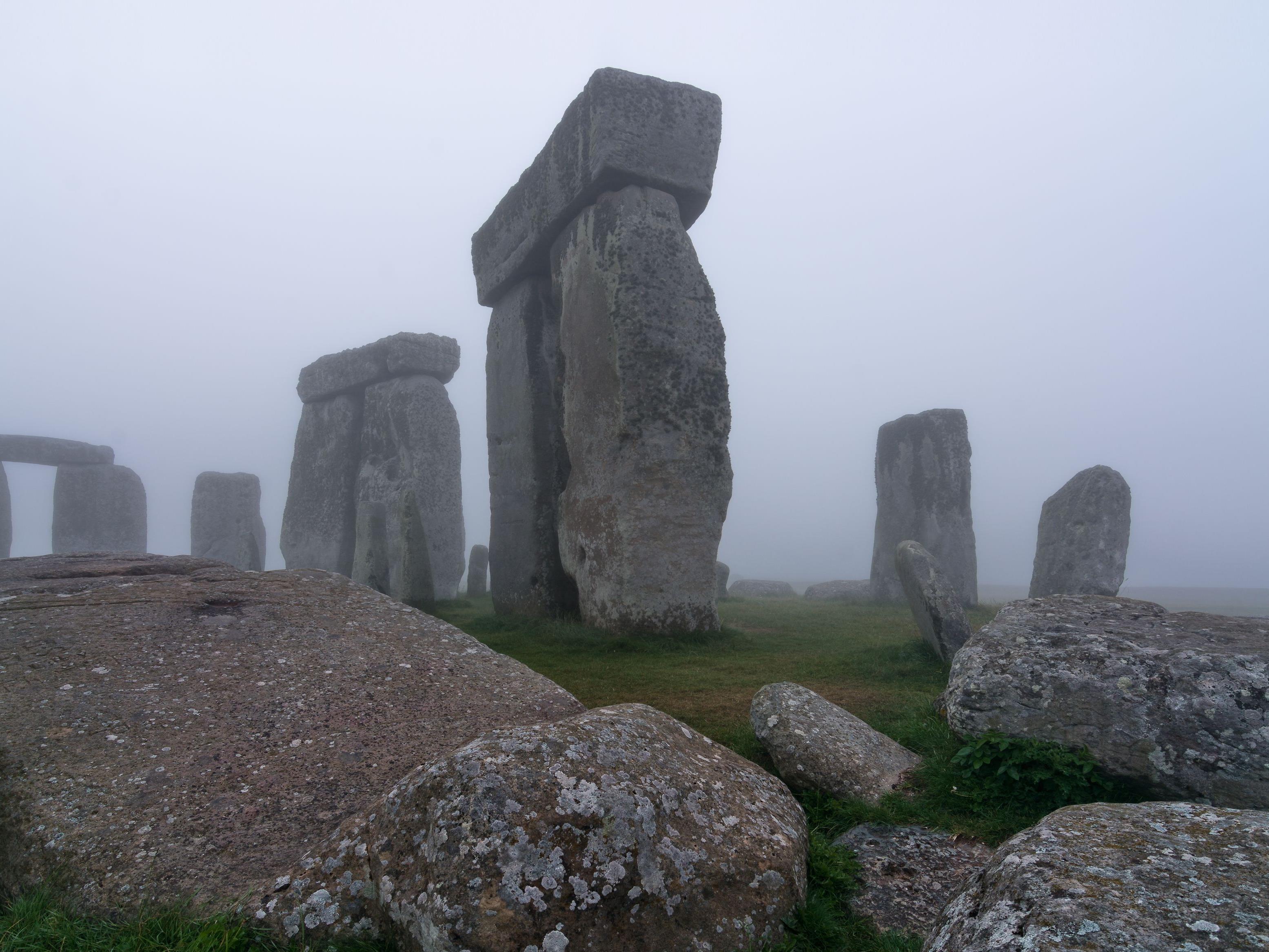 Stonehenge: Hightech offenbart weitere Funde nahe dem mysteriösen Steinkreis.