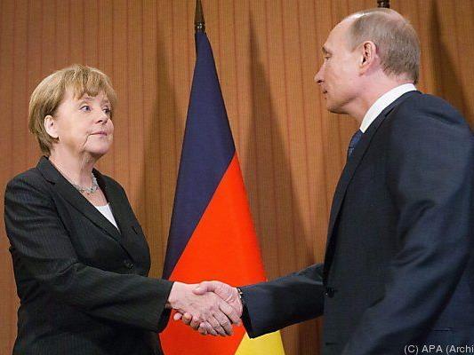 Merkel will Taten sehen