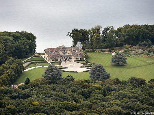 In diesem Anwesen wohnt Michael Schumacher