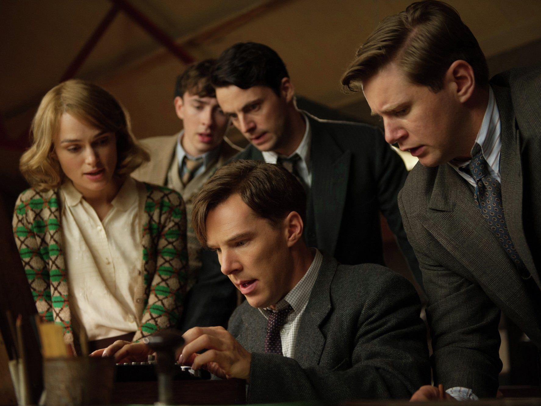 """""""The Imitation Game"""" mit benedict Cumberbatch wird ebenfalls in Toronto gezeigt."""