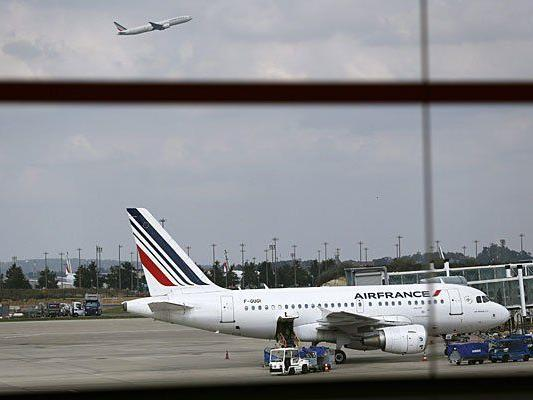Bei Air France wird gestreikt