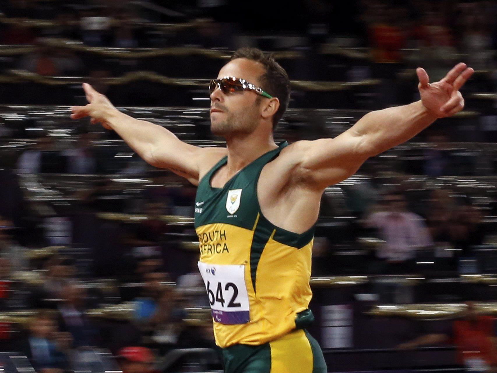 Oscar Pistorius musste sich wegen der Tötung an seiner Freundin verantworten.