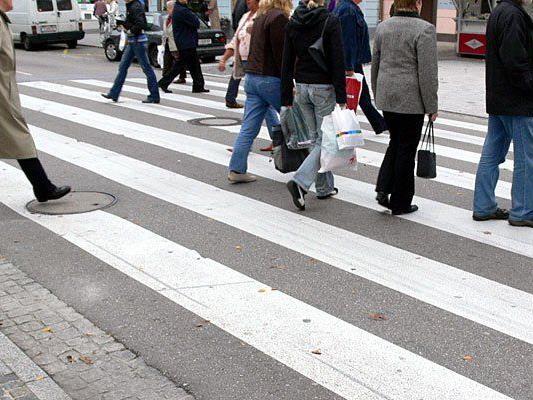 Mobilität ohne Auto ist hierzulande sehr beliebt
