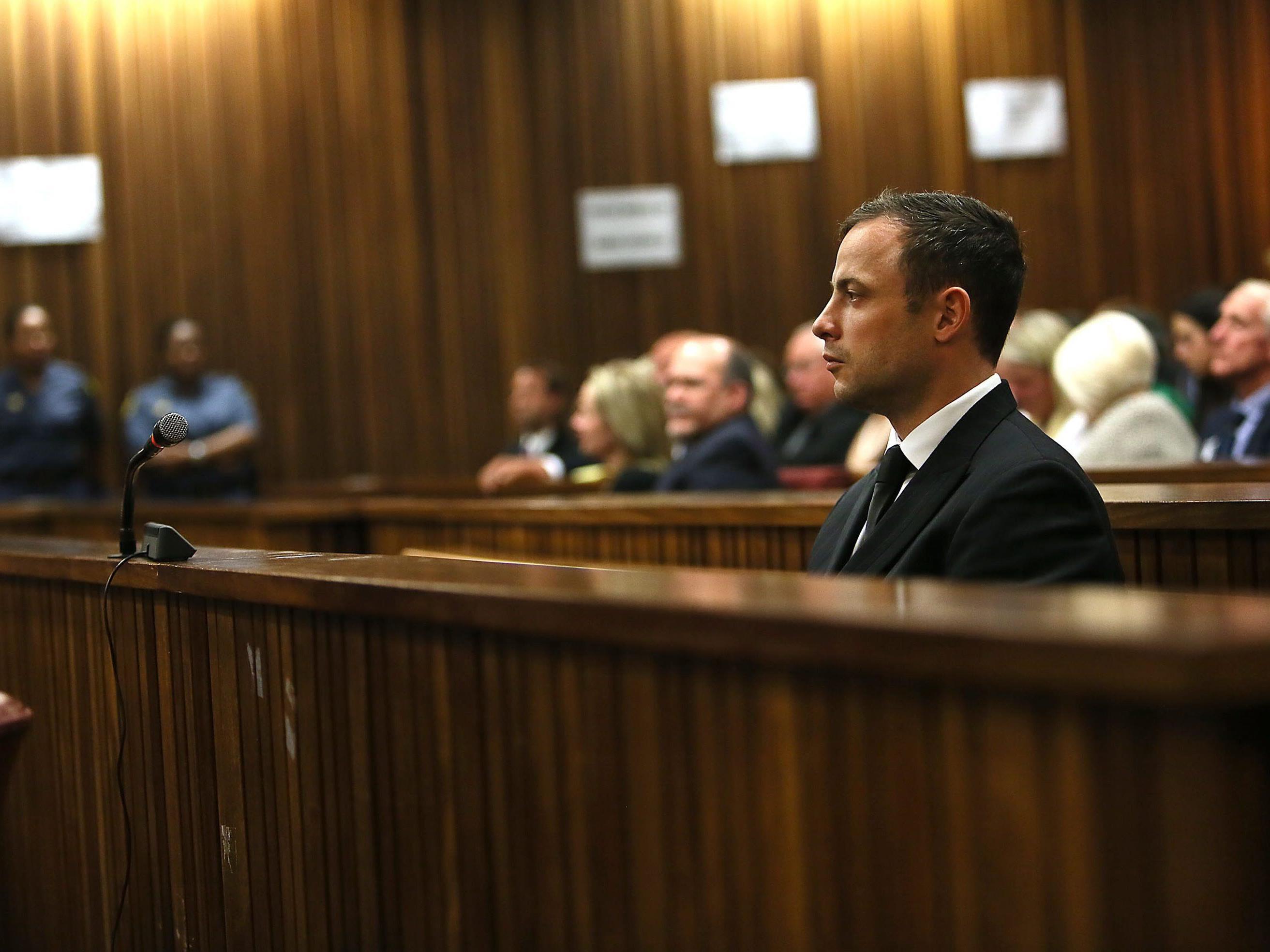 Für Oscar Pistorius ging der Prozess gut aus.
