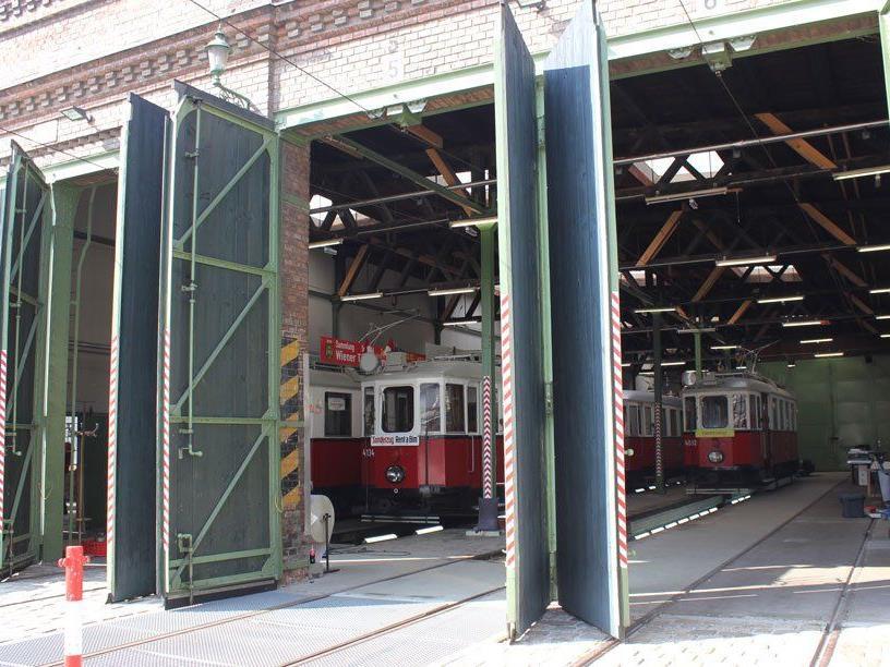 Das Straßenbahnmuseum ist nun ein Verkehrsmuseum.