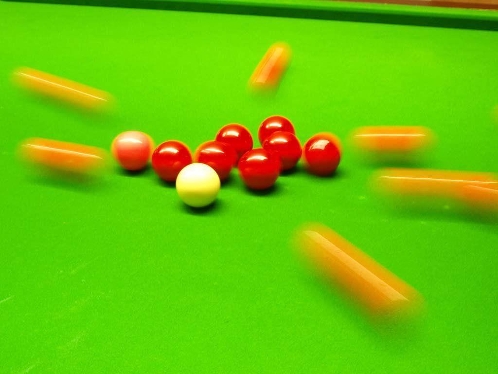 Snooker - Präzision und Strategie