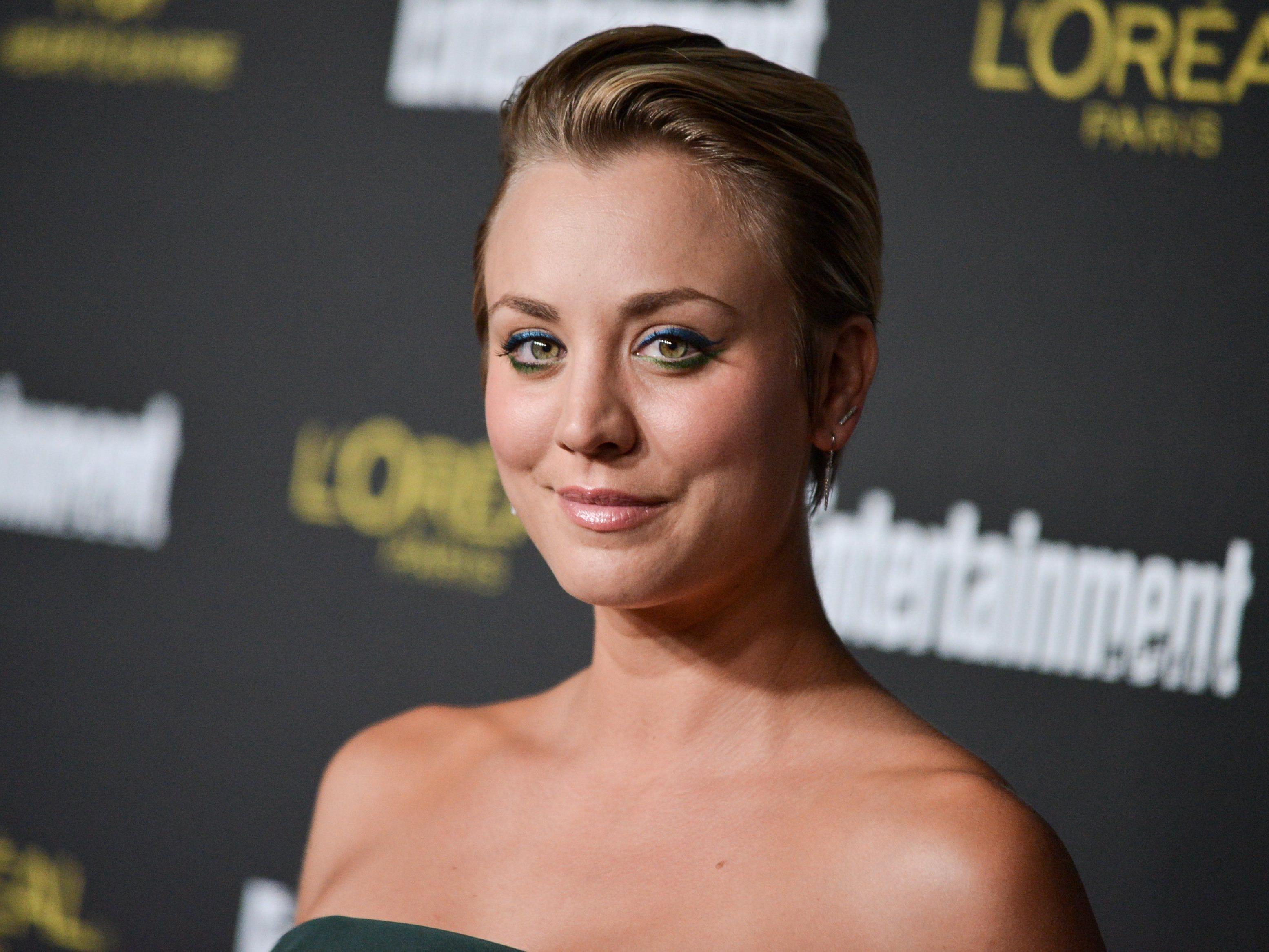 """Der """"Big Bang Theory""""-Star nimmt seine Nacktfotos mit Humor."""