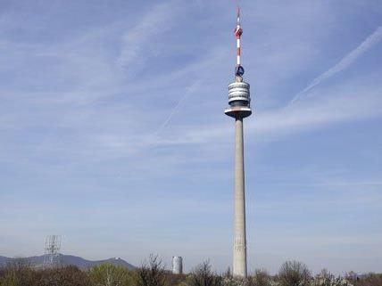 Der Donauturm wird heuer 50 Jahre alt.