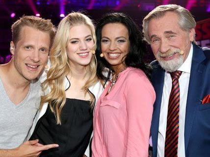 Das ist die Jury der vierten Staffel.