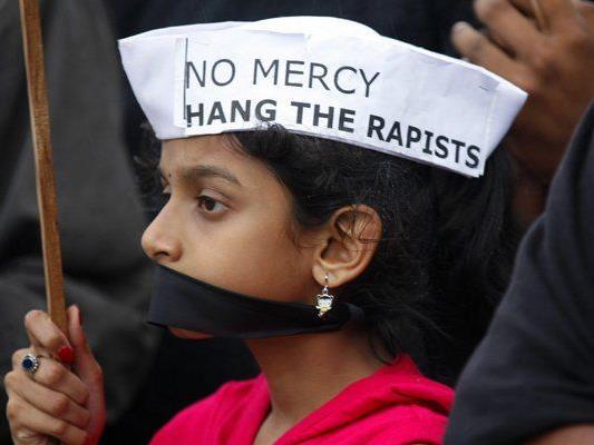 Proteste gegen Gewalt an Frauen in Indien