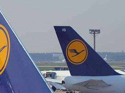 Streik bei der Lufthansa: Zahlreiche Flüge fallen aus