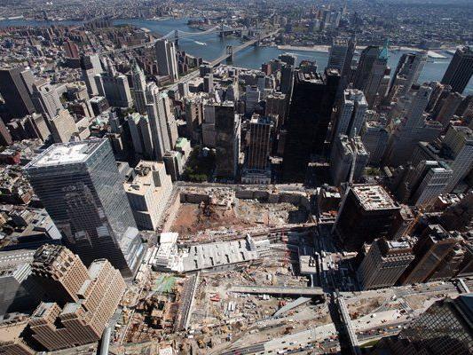 Ground Zero heute