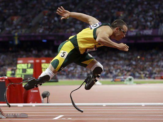 Paraolympics-Star Pistorius wurde heute verurteilt