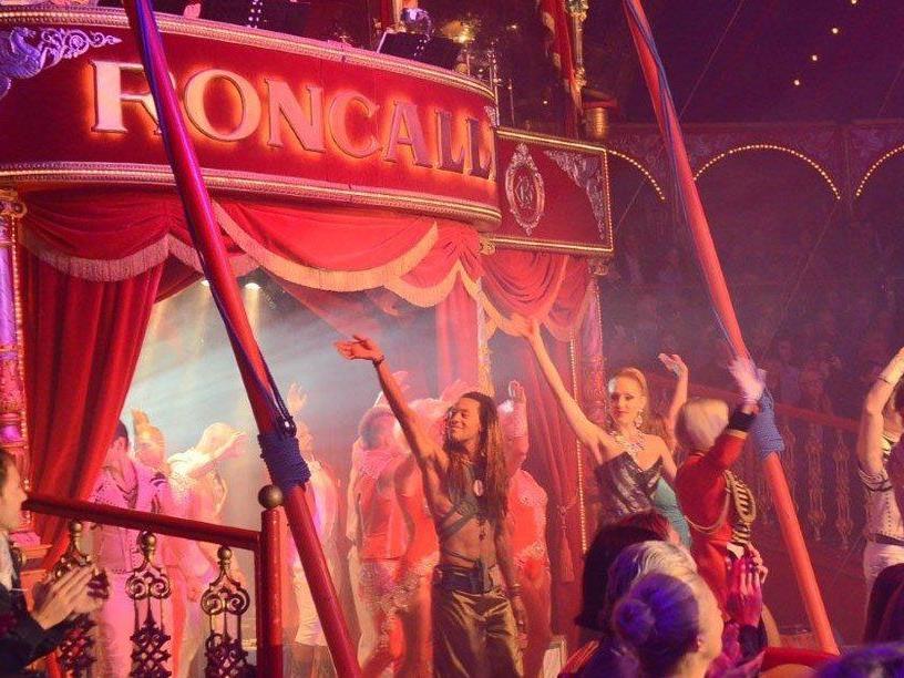 Bis zum 5. Oktober gastiert Circus Roncalli in Wien.