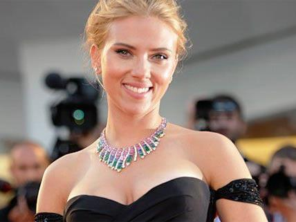 Scarlett Johansson hat ein Mädchen bekommen.