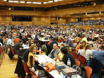 Alle Jahre wieder ein Erfolg: Das Spielefest in Wien