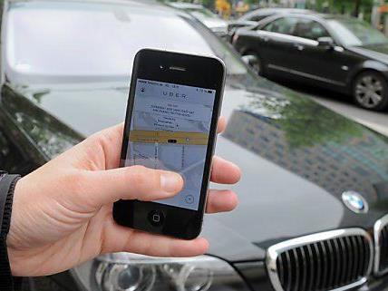 """In Wien ist die Nachfrage groß, heißt es von """"Uber""""."""