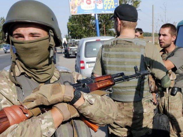 """Poroschenko betont """"gemeinsame Verantwortung"""" für Waffenruhe"""