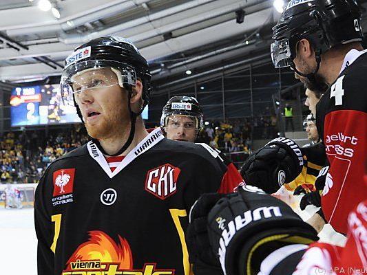 Jamie Fraser und Co. gegen Kärpät Oulu