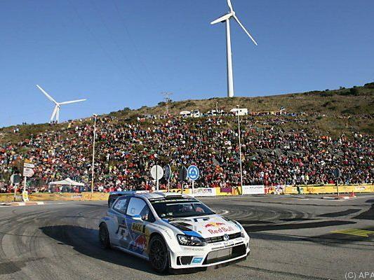 Der insgesamt 23. WRC-Rallye-Sieg des Franzosen