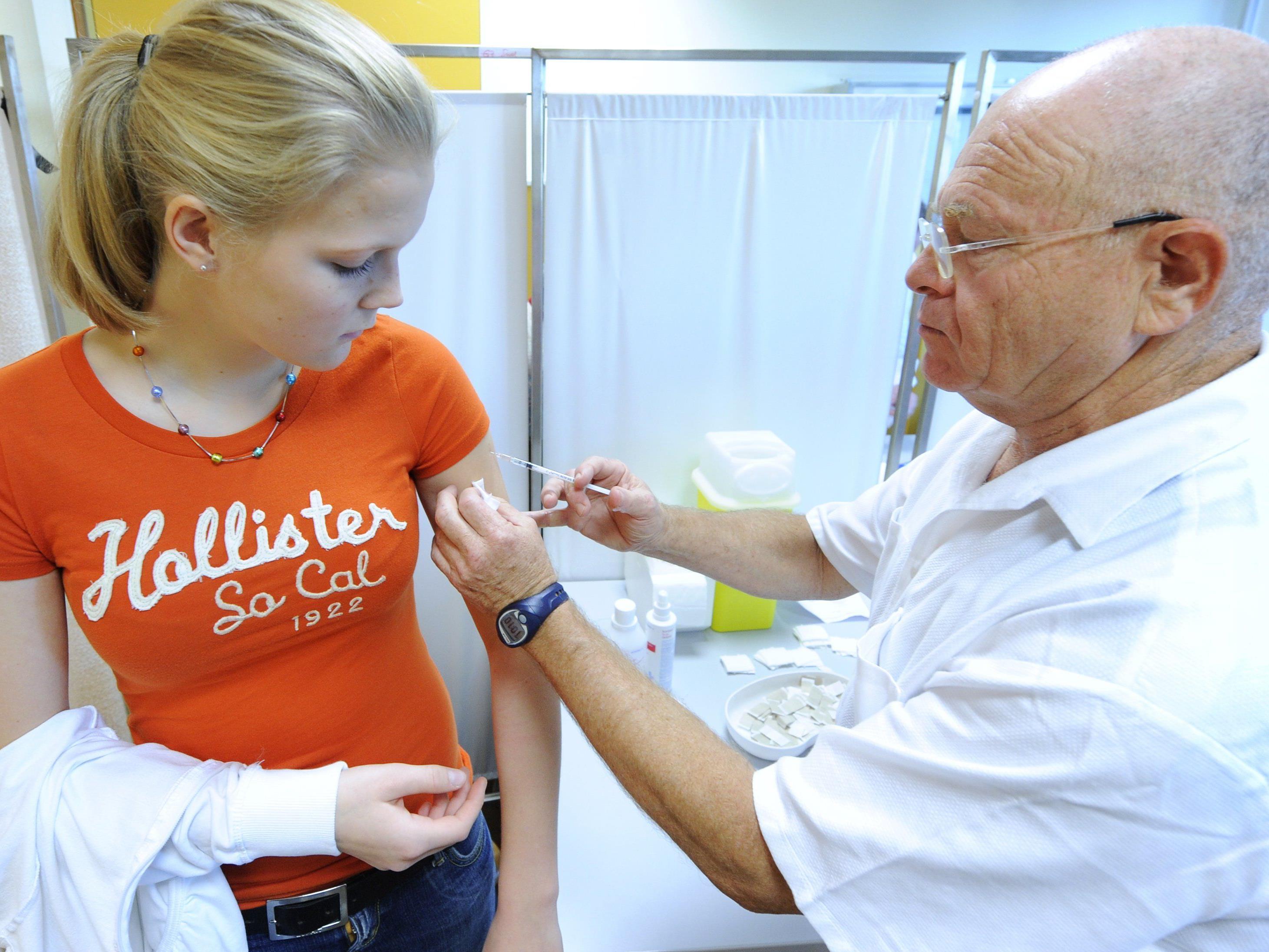 Spezial-Impfstelle an der MedUni Wien für Risikogruppen ab 22. Oktober.
