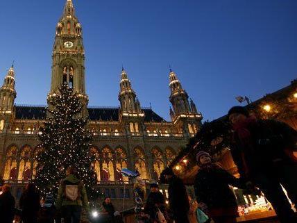An den Adventsamstagen wird der Busverkehr in Wien wieder eingeschränkt.