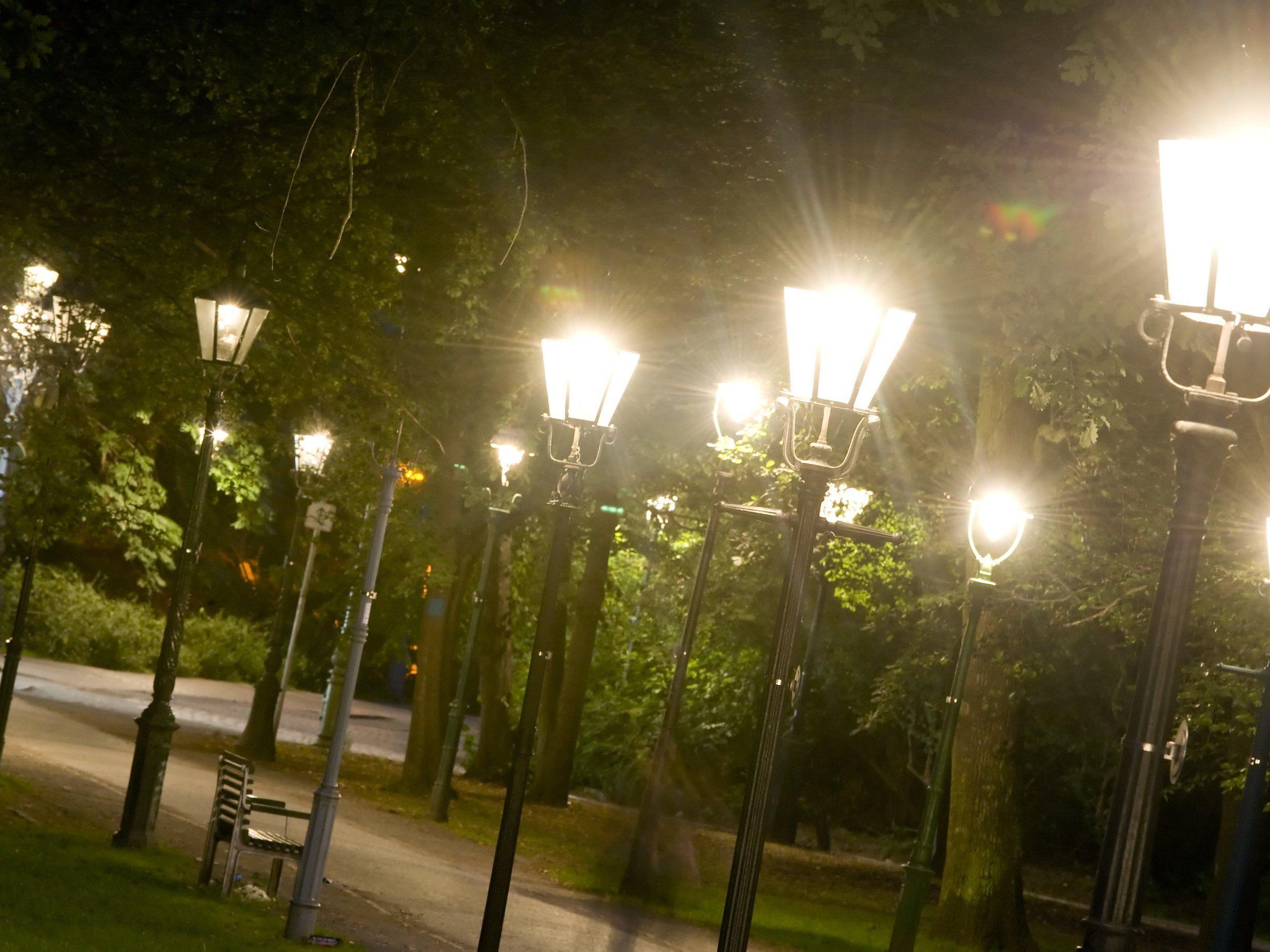 In Wien wurden über 200 Straßenlaternen unter Denkmalschutz gestellt
