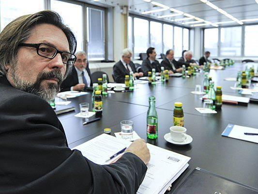 Der Rektor der Wiener Angewandten, Gerald Bast