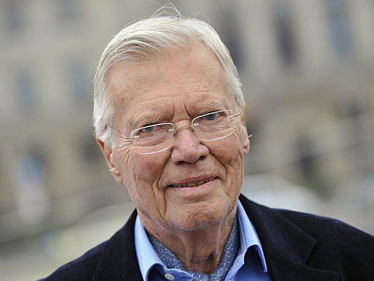 Der verstorbene Karlheinz Böhm wurde posthum geehrt