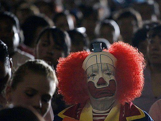 Die Angst vor Horror-Clowns geht in Frankreich um